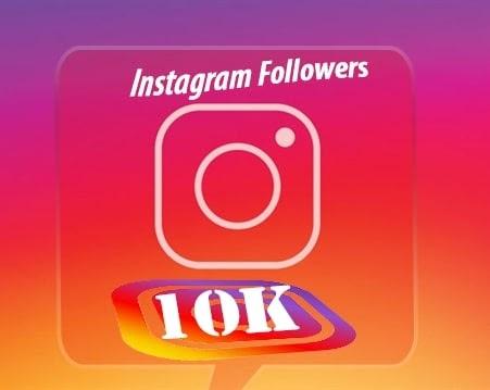 Buy 10000 instagram followers for 5 dollars